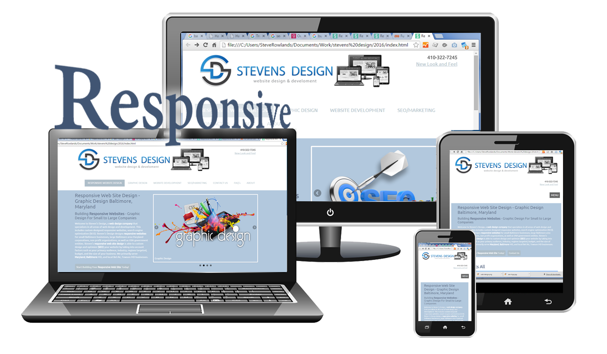 Responsive Web Site Design